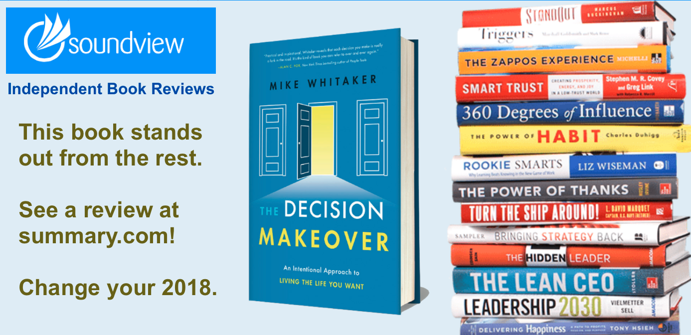 Summary.com Book Review of the Decision Makeover