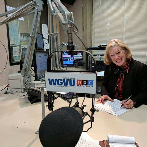 10 Min Interview by NPR station WGVU on Decisions!